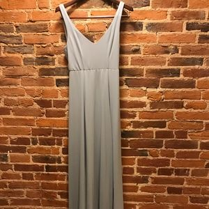Show Me Your Mumu - Steel Blue X-Small Bridesmaid